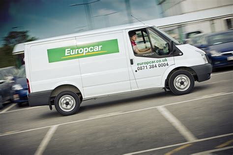 europcar  leader  car hire services  europe