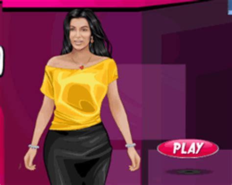 kim kardashian games dress up celebrity games celebrity games for girls free online