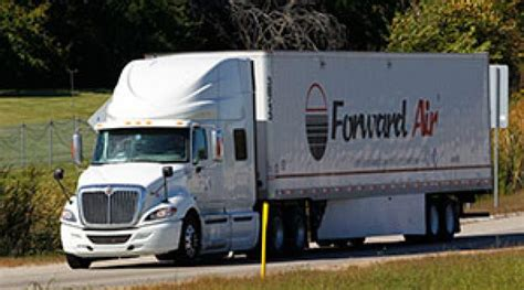 forward air acquires intermodal firm for 5 75 million