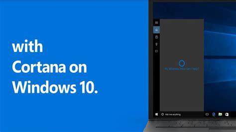 cortana sera disponible en francais au lancement de windows
