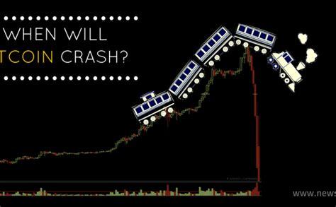 bitcoin crash when will bitcoin crash