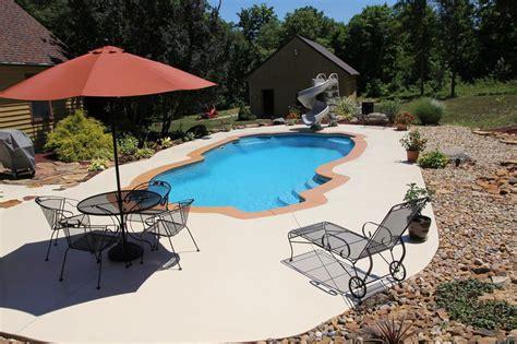 update  pool deck