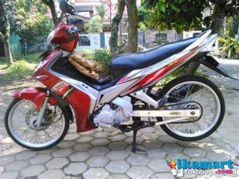 Motor Jupiter Mx 2007 jual jupiter mx 2007 silver merah motor
