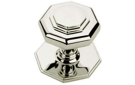 Centre Door Knobs Uk by Octagonal Centre Door Knob 100 Mm Centre Door Knobs
