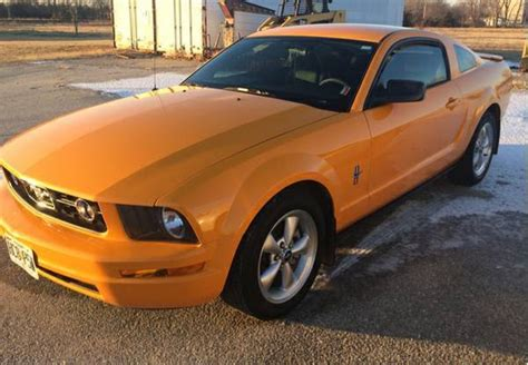 pony package 2007 mustang 1zvft80n975251217 2007 ford mustang premium pony package