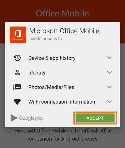 Office Mobile For Office 365 Android by Installation And Setup Procedures For Office Mobile On