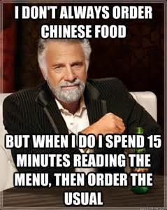 Chinese Food Meme - sip trips 25 home sip advisor