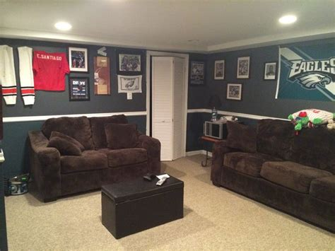 philadelphia eagles home decor husbands eagles man cave house ideas pinterest caves eagles and man cave