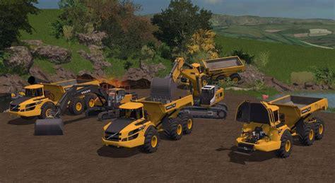Topi Trucker G1 Ls volvo a40g v1 0 0 0 farming simulator modification farmingmod