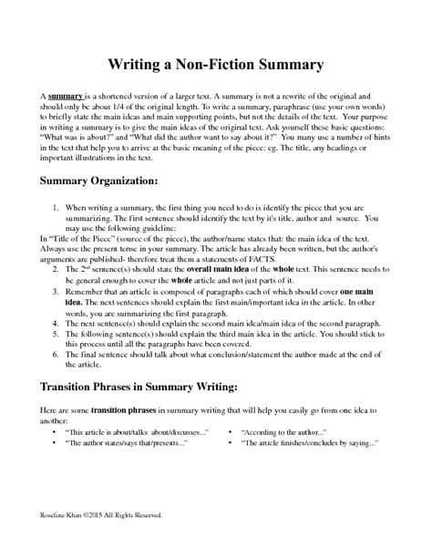 Non Fiction Essay Engelsk by Essay Non Fiction Book