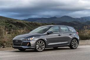 all new 2018 hyundai elantra gt brings hatchback