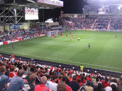 Open Section 8 List In Illinois by View From Section 129 Picture Of Toyota Park Bridgeview
