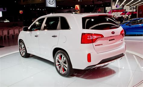 Kia Sorento New Model New Car Models Kia Sorento 2014