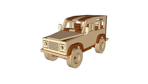 land rover wooden land rover defender plans dm idea