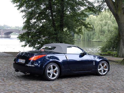 convertible nissan 350z nissan 350z roadster specs 2008 2009 autoevolution