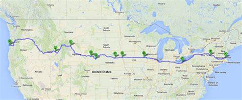 map us route 20 las diez carreteras m 225 s largas mundo