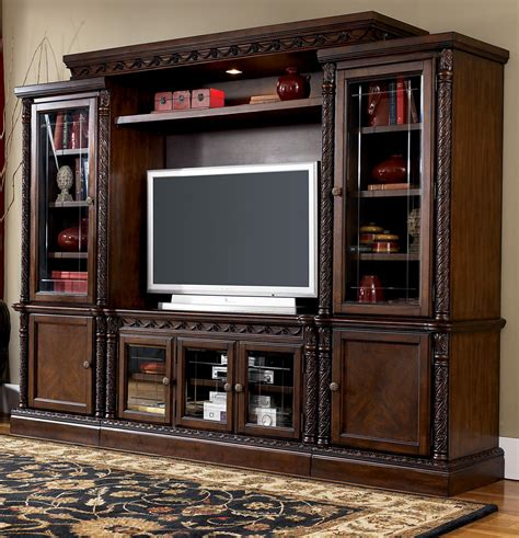 wall unit furniture millennium north shore traditional entertainment wall unit