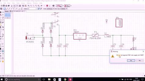 eagle cad tutorial part 1 schematic design youtube schematic design with eagle pcb design tool youtube