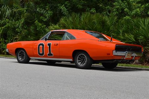 what year was the charger in dukes of hazzard general dodge charger from the dukes of