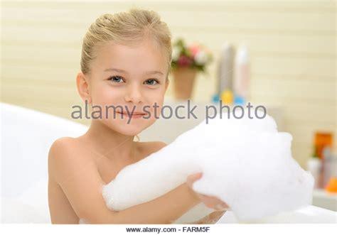 girl has baby in bathroom cute little girl in bathroom stock photos cute little girl in bathroom stock images