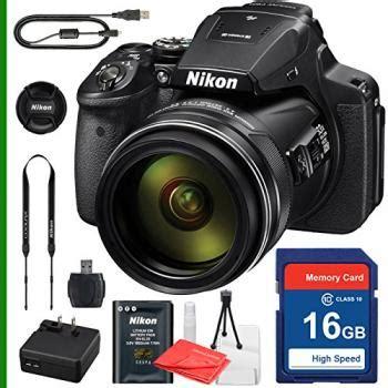 Nikon P900 External Battery Charger by Nikon Coolpix P900 Digital Accessory Bundle Slrhut Co Uk