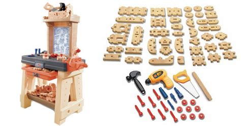 step2 real projects workshop and tool bench very highly rated step2 real projects workshop tool
