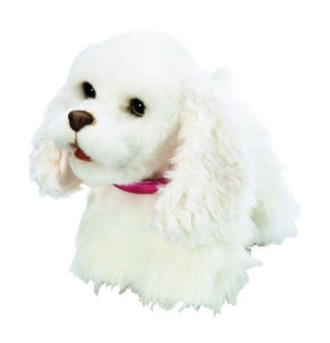 furreal walking puppy hasbro furreal friends gogo my walking pup gt barking