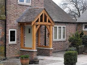 Front Door Porch Porches I A Oakes Carpentry Bespoke Joinery Staffordshire Cheshire Derbyshire