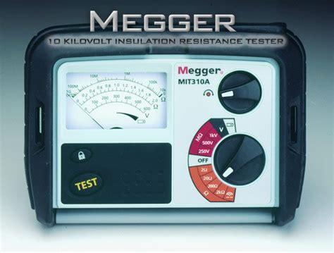 Megger Test Cable