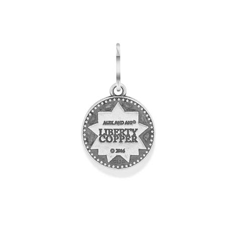 alex and ani carry light alex and ani small liberty copper carry light necklace