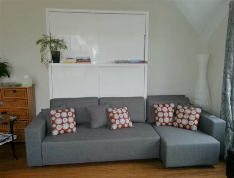 murphy beds ta and white furniture amazing design of murphy bed with couch to
