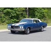Muscle Cars You Should Know 1970 Chevelle SS 454 LS6