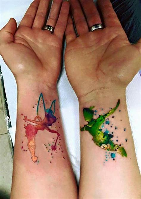 10 tatuajes originales peque 241 os y simb 243 licos para parejas