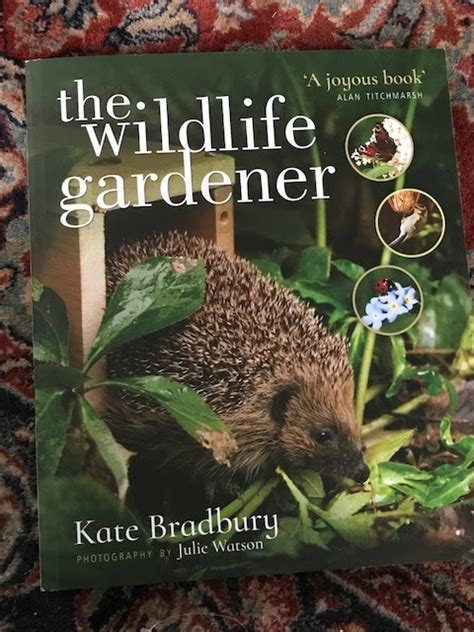 the wildlife gardener books the blackberry garden book review the wildlife gardener