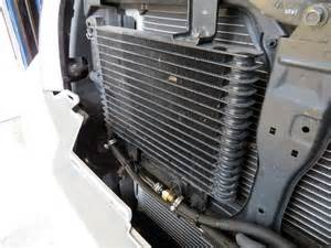 2006 Nissan Frontier Transmission 2006 Nissan Frontier Transmission Coolers Derale