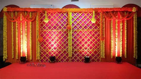 Shribha Wedding Flower Decorators   Wedding Decorators in