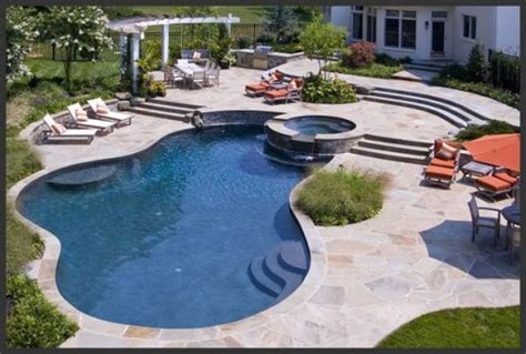 Swimming Pools For Backyards by Dreams Of A Big Backyard Honey Lime