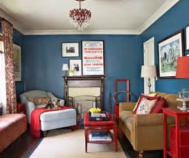 bold living room colors decorating with bold colors