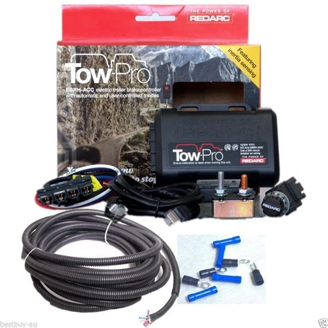 redarc towpro electric remote ebrh acc trailer brake