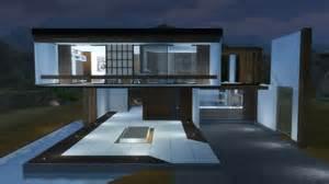 The Oc House Floor Plan the sims 4 modern house casa moderna ita 1 youtube