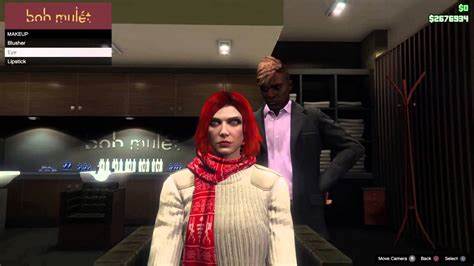 male hair on gta 5 gta online ps4 the morning after all female make up