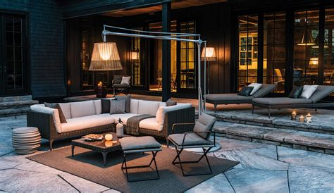 dedon patio furniture dedon mu 4 seater sofa garden furniture dopo domani
