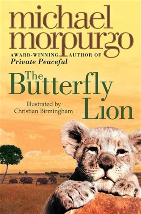 0006751032 the butterfly lion the butterfly lion by morpurgo michael 9780006751038