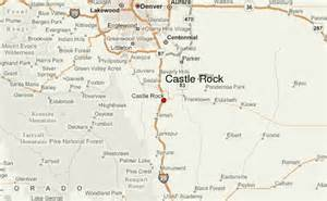 castle rock colorado location guide