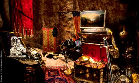 treasure rooms the phantom