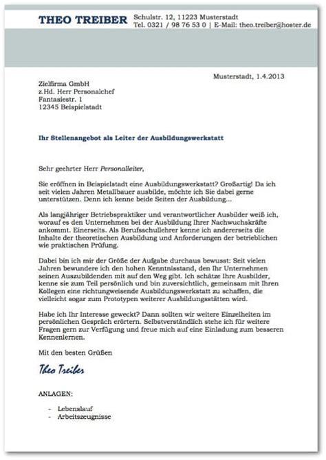 Bewerbungsvorlagen: Über 40 Gratis Muster   karrierebibel.de