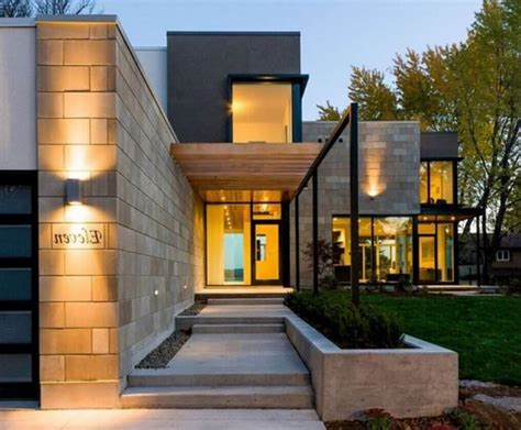 home entrances 23 modern entrances designed to impress architecture