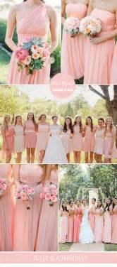 popular wedding colors top 10 pantone colors for summer bridesmaid dresses