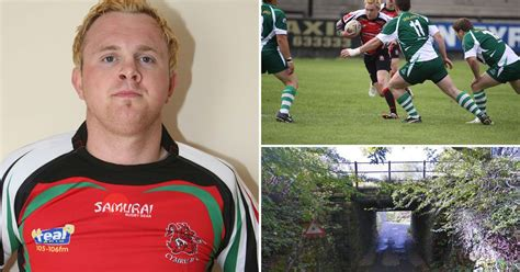 rugby player   life changing injuries  passer    early hours