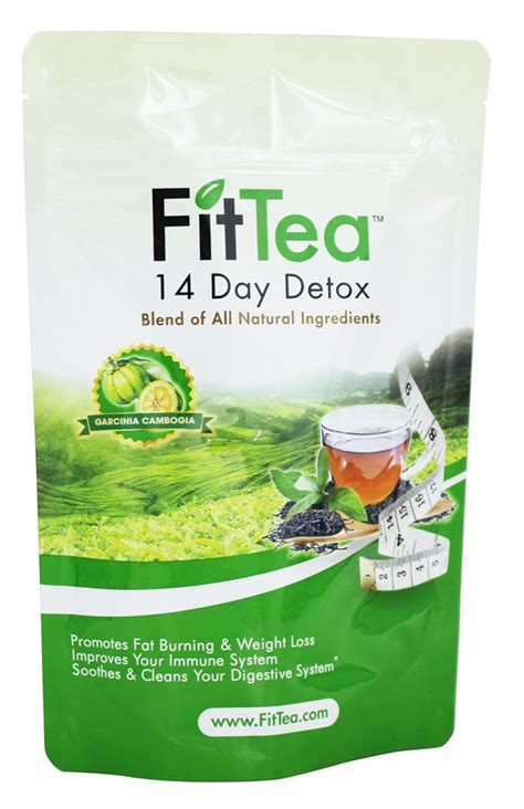 Fit Tea 14 Day Detox Tea by 852667696122 Upc Fit Tea Upc Lookup